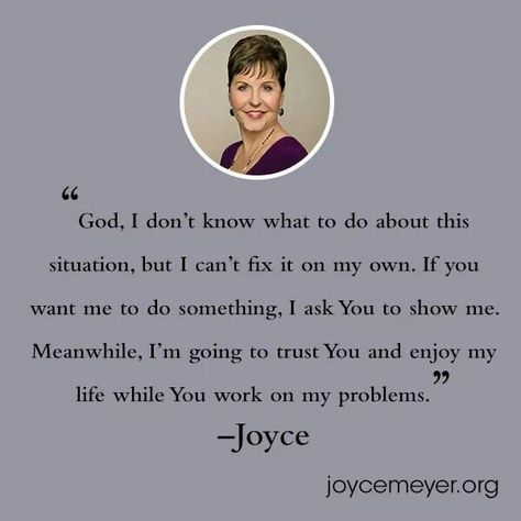 Top quotes by Joyce Meyer-https://s-media-cache-ak0.pinimg.com/474x/1e/8a/ee/1e8aeeaaeb92f0276062ba1bd5e2f48e.jpg