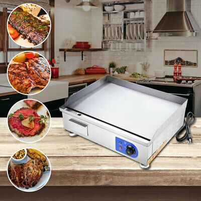 Details About 24 Commercial Electric Countertop Griddle