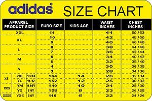 Adidas Size Chart Alessandro Adidas Football Football Kits Adidas