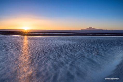 En el blog Crónicas de una cámara: Breve encuentro con Atacama al atardecer