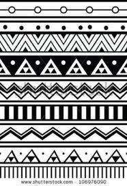 Image Result For Simple Mayan Patterns In