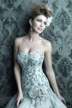 https://flic.kr/p/Bnjkcq | Trouwjurken | Wedding Dress, Wedding Dress Lace, Wedding Dress Strapless | www.popo-shoes.nl