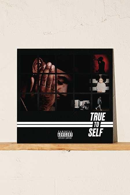 Bryson Tiller True To Self Limited 2xlp Bryson Tiller Vinyl Records Tiller