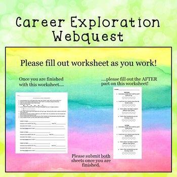 Middle School Career Lesson Bundle Career Lessons Career Counseling Lessons Career Counseling