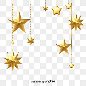 Golden Star Pendant Vector Material Star Clipart Stars Vectors Png And Vector With Transparent Background For Free Download Star Background Photoshop Backgrounds Free Ramadan Lantern