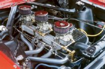 P138254_large 1966_Ford_Mustang_Coupe Engine_Bay