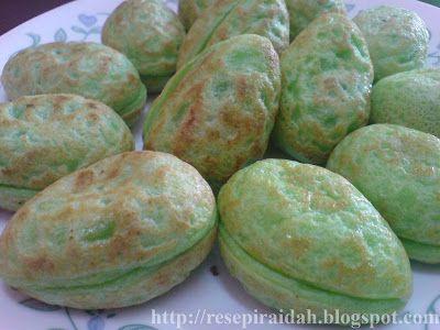 Resepi Raidah Kuih Cara Manis Asian Desserts Malaysian Dessert Foodie