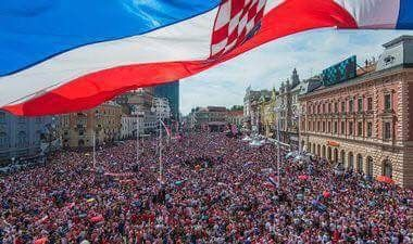16 07 2018 Zagreb Croatia Croatia Zagreb