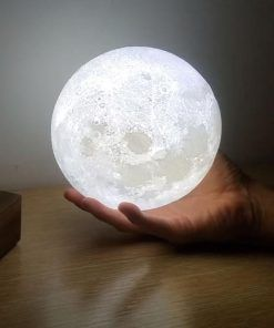 Moon Nightlight Lamp Christmas Cute Room Design Cool Light Moon Moon Nightlight Night Light Lamp Night Light