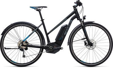 Buy Now Cube Cross Hybrid Pro Allroad 500 Trapeze 2017 Electric Bike With Up To 36 Months 0 Finance And F Bikes For Sale Electric Bike