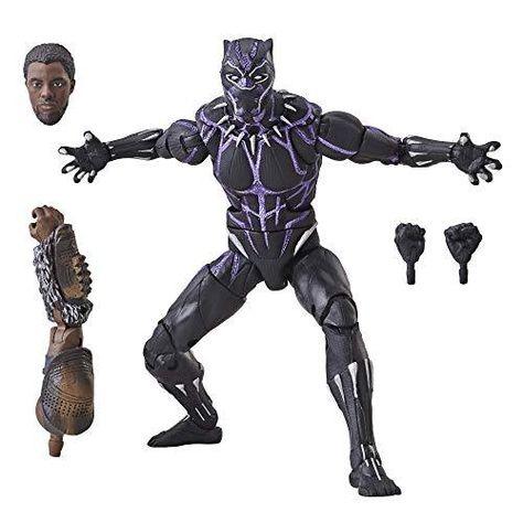 Marvel Legends Series Avengers: Infinity War 6-inch Black Panther Figure - Default
