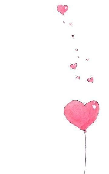 Dibujos de fondo para cartas de amor