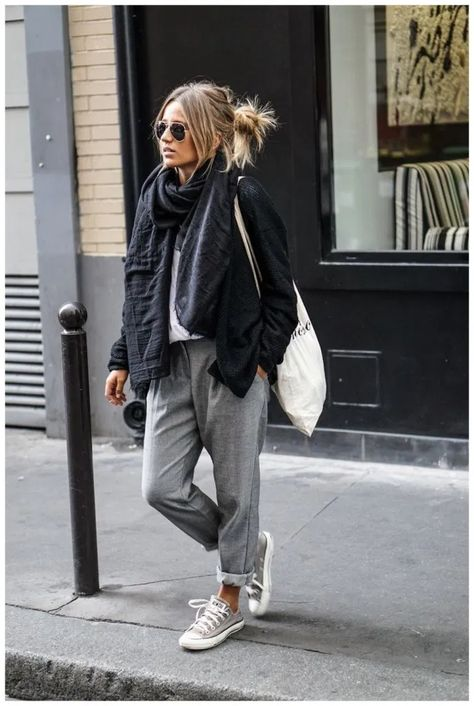 45+ Simple Winter Outfits You Should Try This Year » Home in Fashion