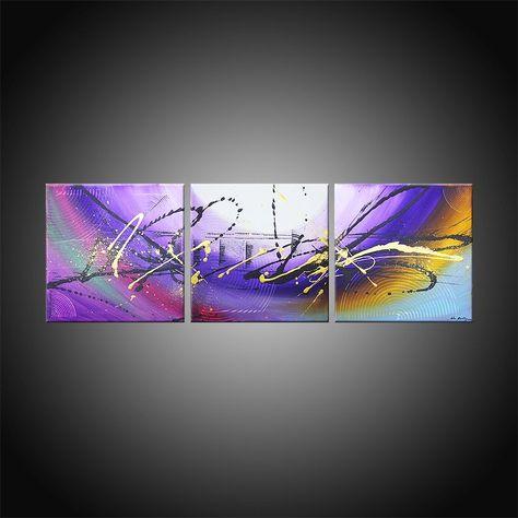 tableau contemporain pas cher kinosura tableau abstrait contemporain peinture art abstractart - Tableau Contemporain Pas Cher