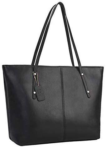 Ladies Fashion Patent Leather Handbag Women Purse Tote Shoulder Messenger Bag UK