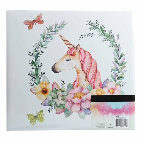 Paper Mill Scrapbook Album 12x12in - Pretty Pony