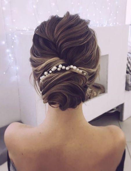 Wedding Hairstyle Inspiration Lena Bogucharskaya Unique Wedding Hairstyles Wedding Haircut Long Hair Styles