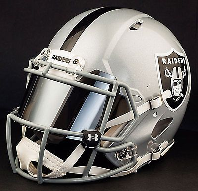 Details About Oakland Raiders Nfl Authentic Gameday Football
