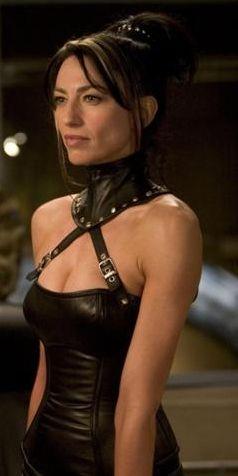 Vala Mal Doran ( Claudia Black ) Stargate Star Girl in bondage