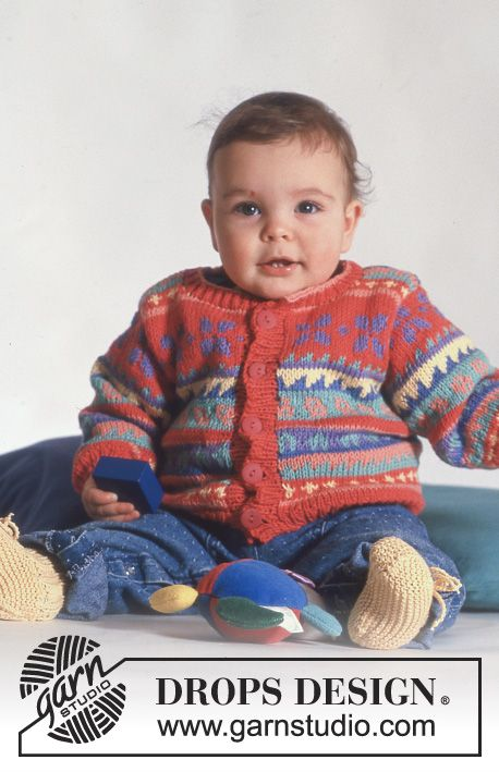Springtime Baby Drops Baby 3 8 Drops Jacket With Pattern Borders In Muskat Boy Jacket Pattern Baby Knitting Patterns Free Baby Knitting Patterns