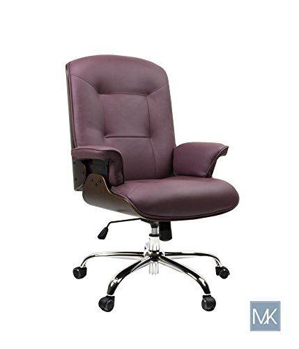 Super Mid Century Modern Office Chair Desk Chair Walnut Bent Wood Machost Co Dining Chair Design Ideas Machostcouk