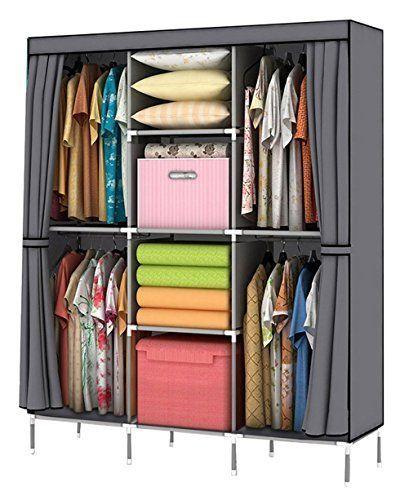 Wardrobe Storage Closet Clothes Portable Portable Closet Wardrobe Closet Storage Portable Wardrobe