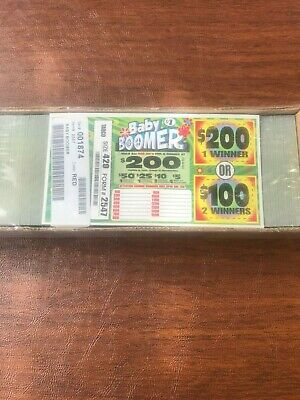 Ebay Ad Link Baby Boomer 1 Window Pull Tab 420 Tickets Payout 315 Free Shipping Usa Baby Boomers Pull Tab Ebay Ads