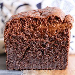 Bolo De Chocolate Sem Acucar Sem Manteiga E Sem Farinha