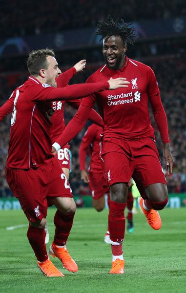 Xherdan Shaqiri Photos Photos Liverpool Vs Barcelona Uefa Champions League Semi Final Second Leg Uefa Champions League Champions League Semi Finals Liverpool