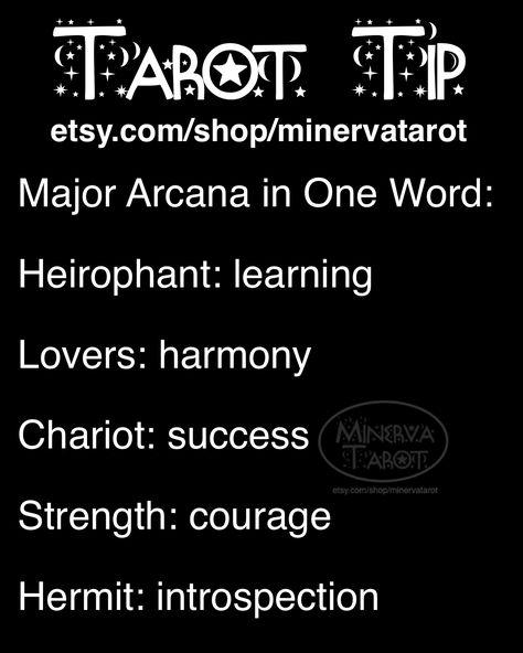 Part 2: Super easy for beginners - distill the meaning of a card down to just one word! #tarot #tarotreading #tarottshirt #witch #tarottip #tarotreader #mystical #halloween #autumn #learntarot #minervatarot #tarotcards #etsy #spookyhalloweenaesthetic #tarotcards #tarotspreads #tarotcardmeanings #tarotdeck #witchcraftspells #witchaesthetic