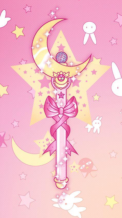 Sailor Moon Anime Aesthetic Wallpaper Desktop Gambarku
