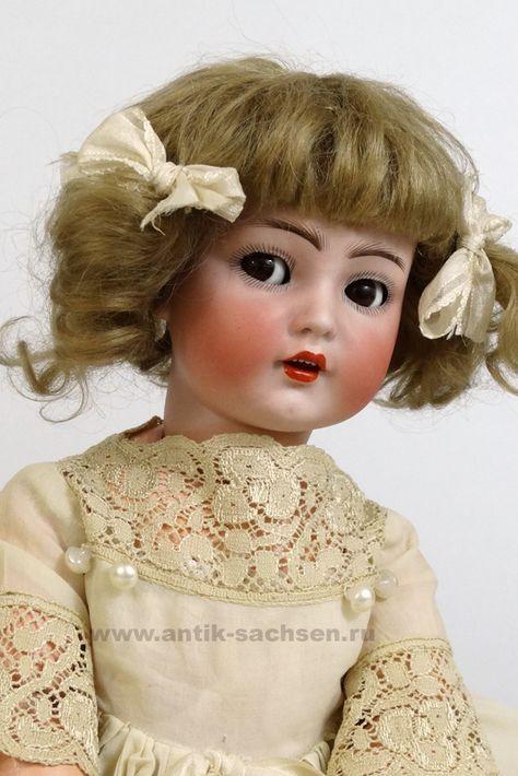 Кукла K & R 117n : Антикварный салон «Саксония»