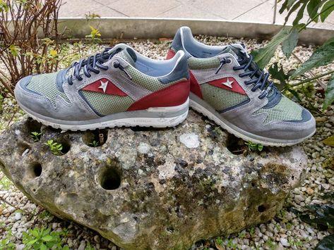 Nueva colección de zapatillas Cetti