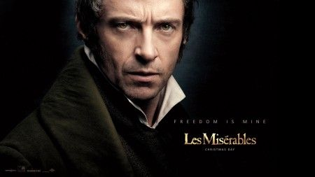 Just saw Les Misérables -- I did not think I'd like it better than the Broadway play -- but I was amazed! This movie was incredible ... beautifully filmed; characters created at depth; and a message that cuts to the heart! Hugh Jackman as Jean Valjean -- awesome!! Definite Oscar! Do not miss this movie!!