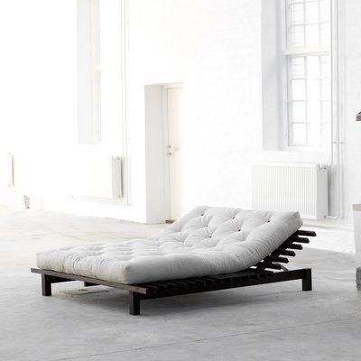 Verstellbares Bett Blues In 2019 W O H N E N Futon Bedroom Futon Couch Und Futon Sofa