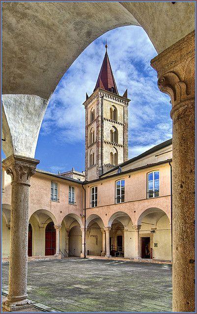 Finale Ligure - Finalborgo, borgo medievale by cicrico, via Flickr