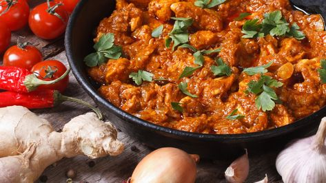 The Best Chicken Balti Recipe MAN'S BLACK BOOK