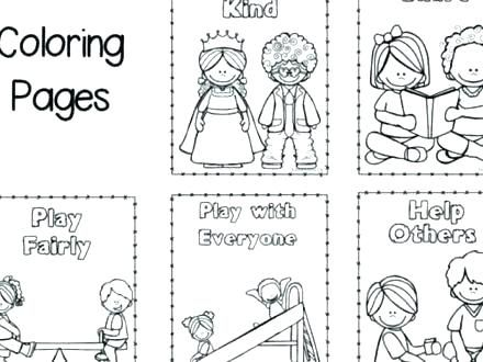Good Manners Coloring Pages Manners Coloring Page Good Pages In 2020 Preschool Worksheets Manners Preschool Manners For Kids