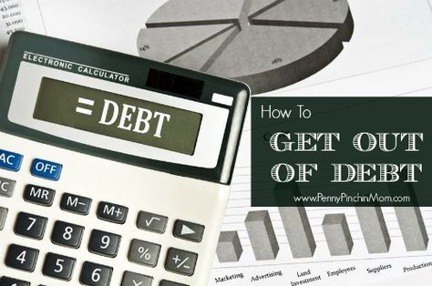How Even YOU Can Get Out of Debt