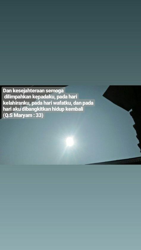 Pin Oleh Syifa Sulistianingsih Di Qoutes Islamic Quran