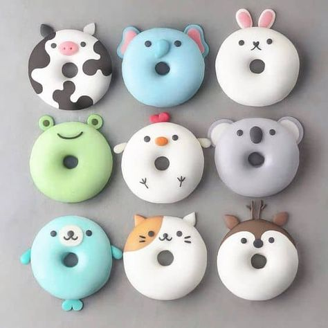 Creative and Yummy Donuts