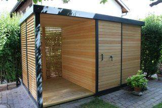 Pin Von Martin Weiss Auf Bikebox In 2020 Gartenhaus Holz