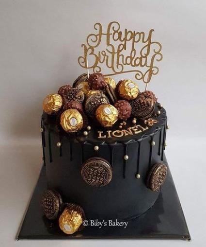 24 Trendy Birthday Cake Decorating For Men Ideas Cake Birthday