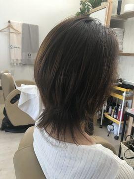 ボード 髪型 ウルフ のピン