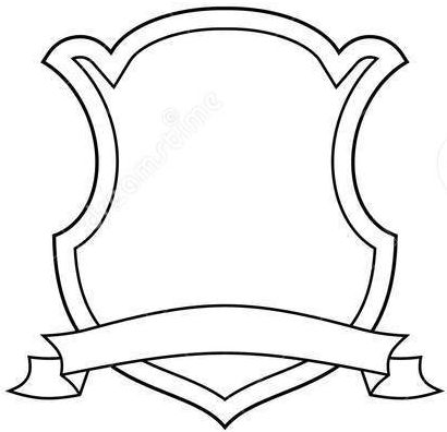 Image result for coat of arms template clipart