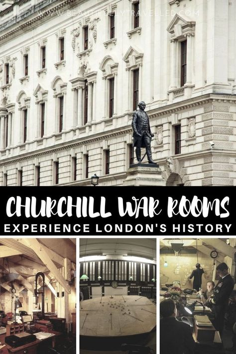 The #Churchill War Rooms (or Cabinet War Rooms) in #London is a great place to visit if you are looking for a #weekend activity in the #city that will entertain your #kids or #history loving partner. This vast sprawling underground network was one of #Eng