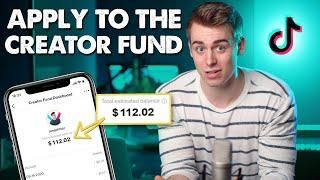 How To Join The Tiktok Creator Fund Signing Up Getting Paid Fund How To Apply Algorithm