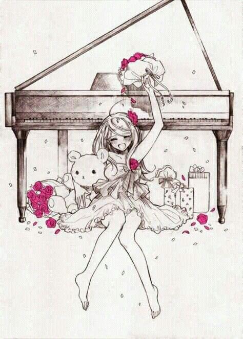 Pin by 4  Rimi on anime art | Anime art, Danganronpa