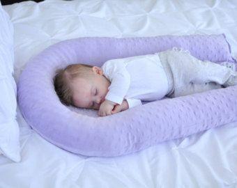 Cosleep Pillow Brown Cosleeping Cradle