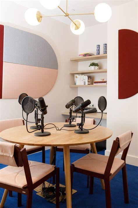 Best Home Decor Podcasts Cabina De Radio Decoracion De